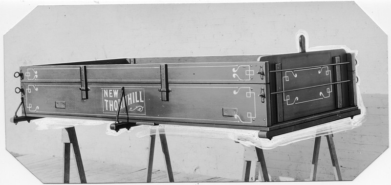 The New Thornhill Wagon Bed (03127)