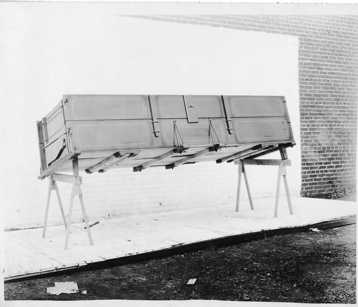 Wagon Bed (03129)