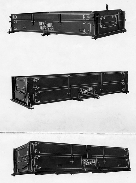 Thornhill Wagon Beds (03185)