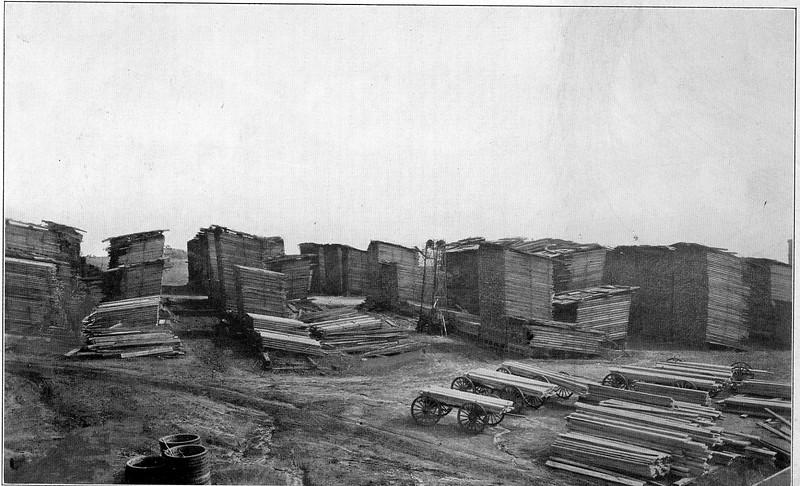 Thornhill Wagon Lumber Yard  (03087)
