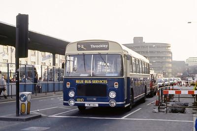 Busways 1810 Percy Street Newcastle Mar 93