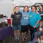 Shaunna, Andelae and Lynn McCoy.