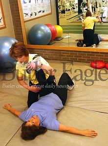 #2535 - SANDY INLENFELD YMCA TRAINER