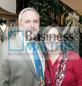 From, left, Joe Gray, Gray Consulting and Arris Construction; and Jackie Gray, Gray Consulting