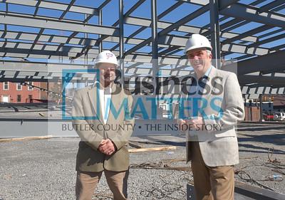 91099 BUTLER MCKEAN PARKING GARAGE CONSTRUCTION GOVERNMENT