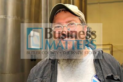 North Country Brewing Co. owner Bob McCafferty. Seb Foltz/Butler Eagle Sept. 2020