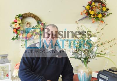Pepper's Flowers, owner ? Harold Aughton/Butler Eagle