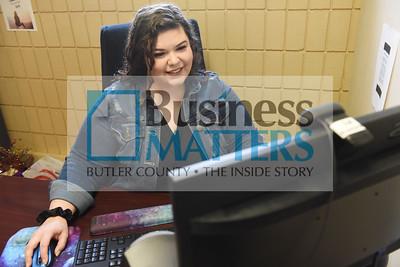 Casey Hoak, Gaiser Center Harold Aughton/Butler Eagle