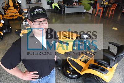 Sean Huegel, M & R Power Equipment