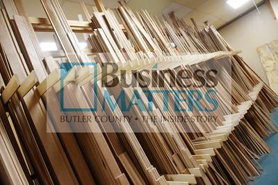 Mars Lumber. Harold Aughton/Butler Eagle.