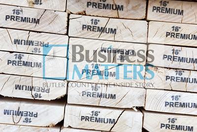 Dambach Lumber & Supply Harold Aughton/Butler Eagle