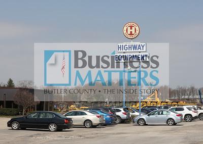 Highway Equipment Co. in Cranberry. Seb Foltz/Butler Eagle