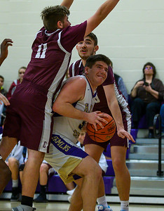 CRANBERRY VS KARNS CITY BASKETBALL