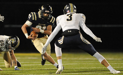 High School Football-Knoch High at Freeport High