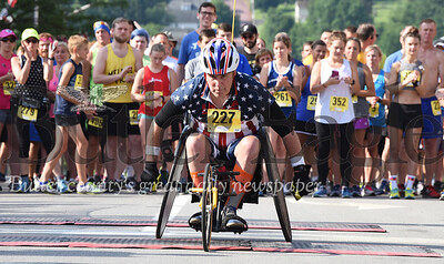 Harold Aughton/Butler Eagle: Harold Aughton/Butler Eagle: The 44th running of the Butler Road Race took place Saturday, June 29.