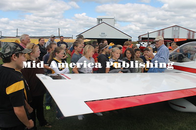 9-11-2015 North Butler Sixth Grade Aviation Day