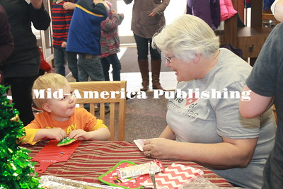 Allison Public Library Santa's Workshop, Holiday Open House