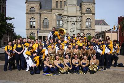 Butler Golden Tornado Band