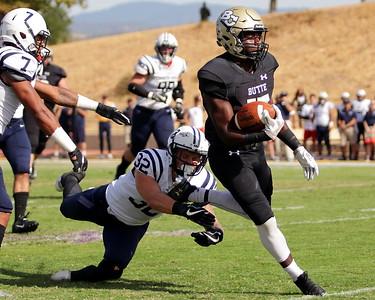 Butte College Football