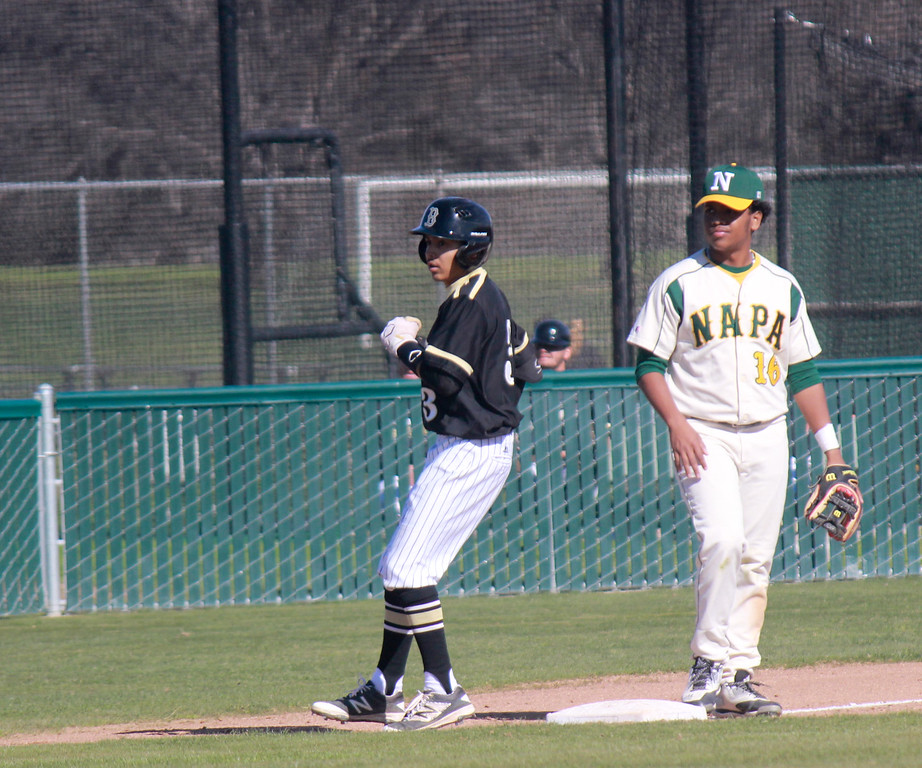 Butte College defeats Napa Valley baseball - MNG-Chico