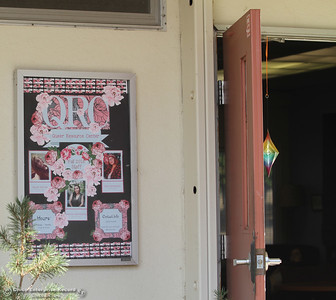The new Queer Resource Center opens for the first day of school Monday, Aug. 20, 2018, at Butte College in Butte Valley, California. (Dan Reidel -- Enterprise-Record)