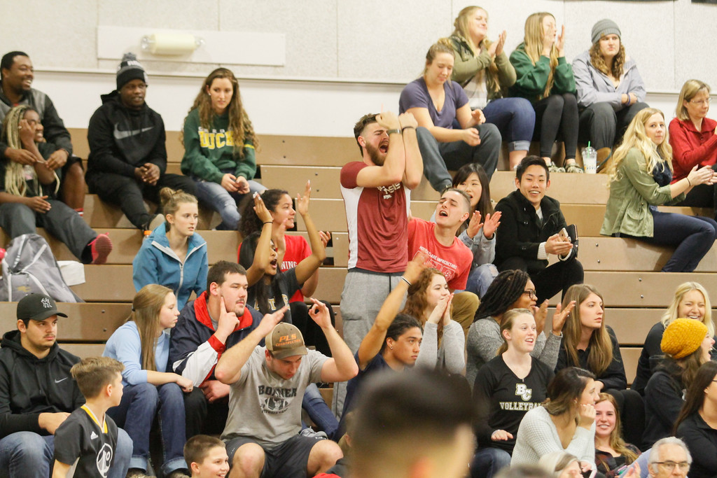 . Butte College plays Lassen men\'s basketball February 15, 2017 at Butte College in Oroville, California. (Emily Bertolino -- Enterprise-Record)