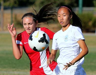 U 14 Girls Butte United Fusion vs. SAC Elite (State Cup Game) 10/17/2015