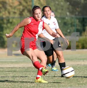 U 17 Girls Butte United Intensity vs. Davis Legacy 99 White 10/3/2015