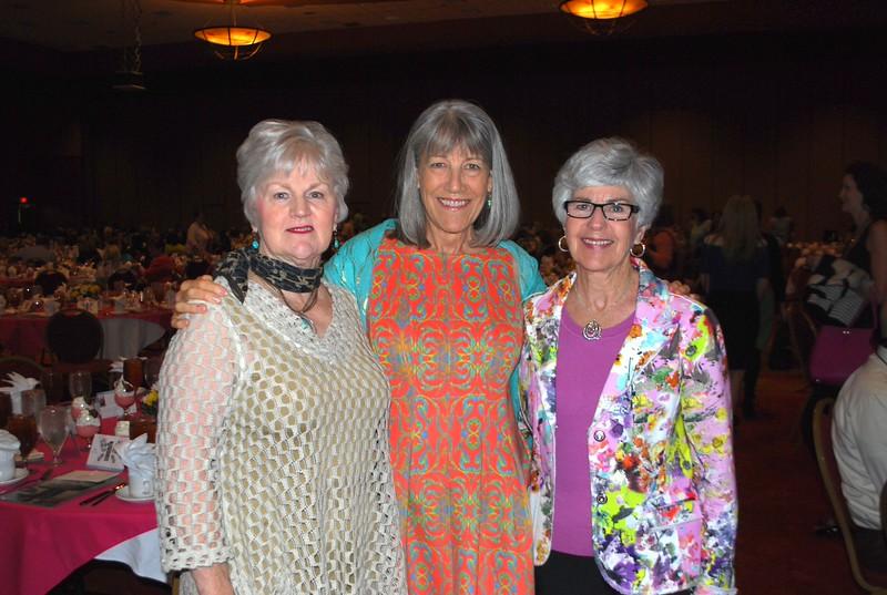 Dianne Campbell, Debbie Morgan, Clare Jackson 1