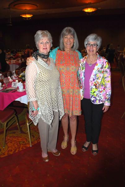 Dianne Campbell, Debbie Morgan, Clare Jackson