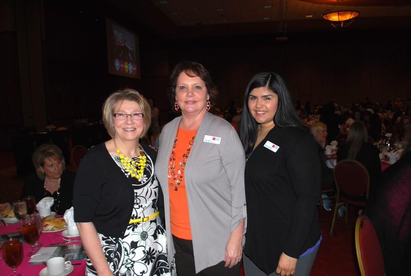 Teresa Bedwell, Julie Skach, Msyna Quintana 1