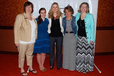 Becky Shaffer, Lovelle Ingram, Holley Gerth, Lori McDaniel, Mary Demuth2
