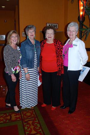 Charlene Underwood, Charlotte Fisher, Joyce Cunningham, Regina Nelly2