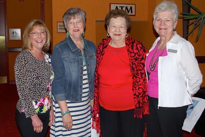 Charlene Underwood, Charlotte Fisher, Joyce Cunningham, Regina Nelly1