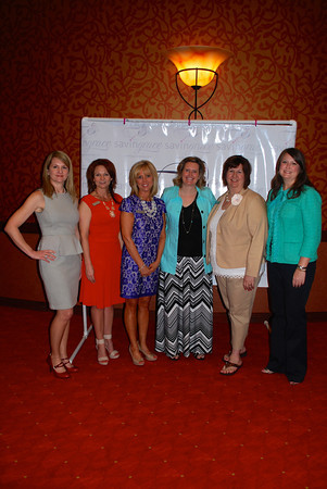 Yvonne Ley, Jayci Schmitt, Jan Shinall, Mary Demuth, Becky Shaffer, Brittney Duke2