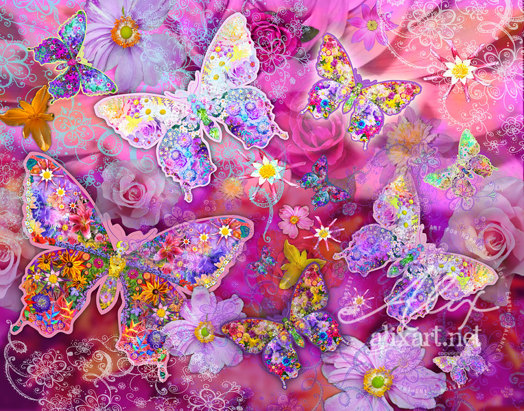Butterfly Land
