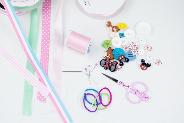 Button Bookmark Craft-6632
