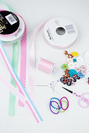 Button Bookmark Craft-6633