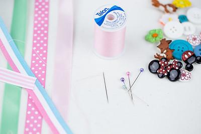Button Bookmark Craft-6607