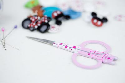Button Bookmark Craft-6618