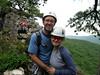 Near the top, Nelson Rocks Preserve Via Ferratta, WV
