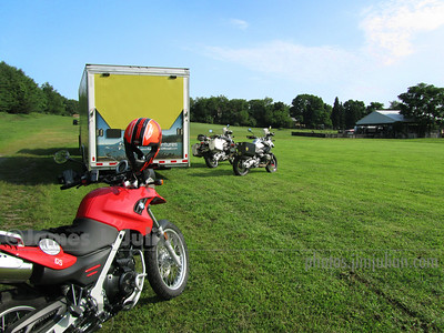 Dual-Sport Motorcycle Clinic