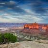 Holeman Spring Canyon - Canyonlands - Utah