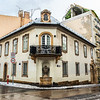 Budapest Corner Building