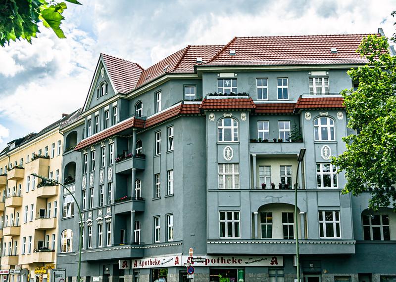 Berlin Corner Building