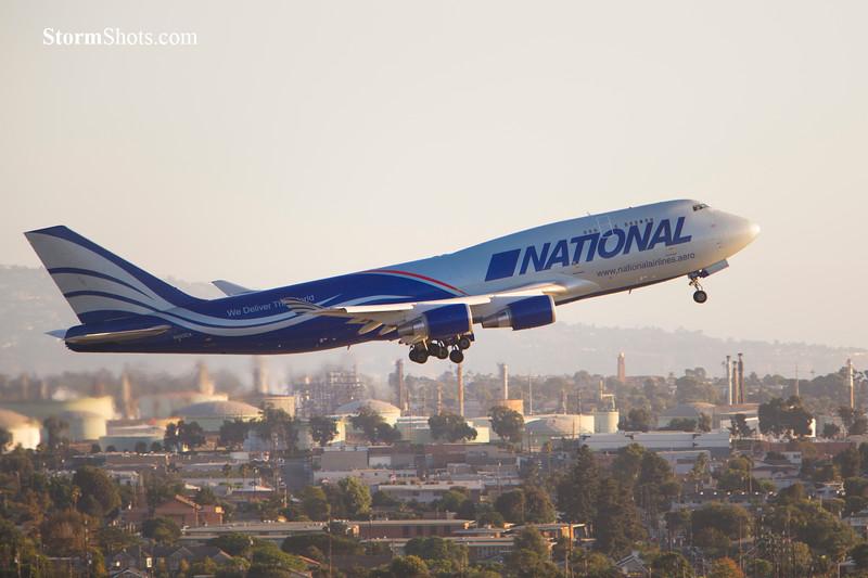National - Liftoff LAX