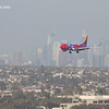 Southwest Airlines - LA Skyline