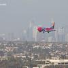 Southwest Airlines - LA Skyline