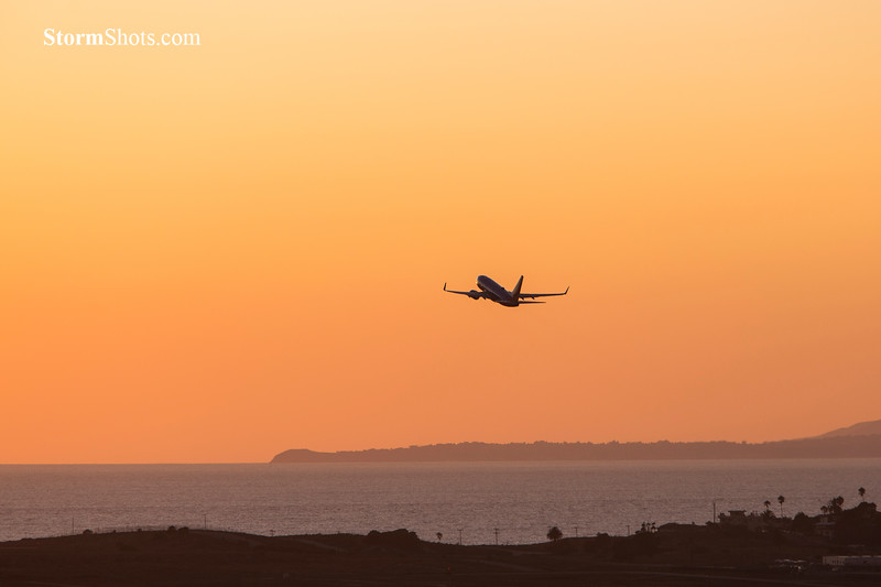 Pacific Flight