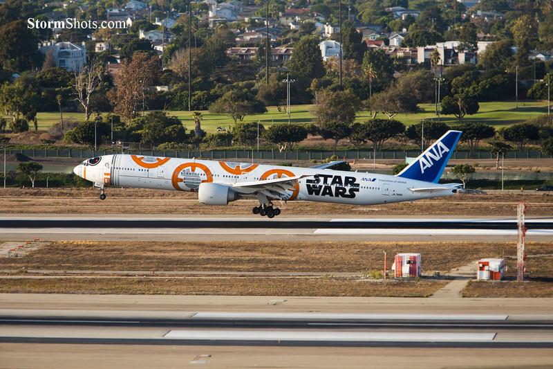 Star Wars at LAX